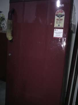LG Fridge sale 4 star rating, with stand