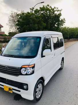 Daihatsu Atrai 2013 model 2018 registered