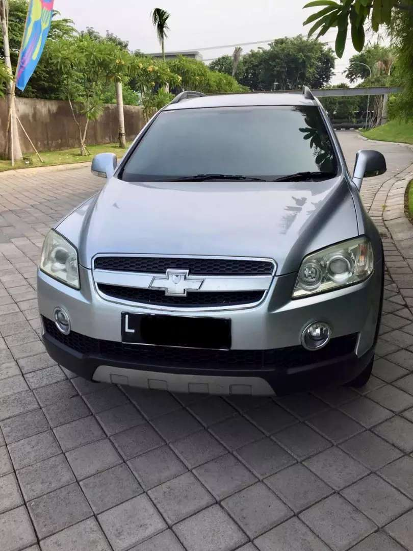 Chevrolet Captiva DIESEL A/T 2009 (L) Full Original 0