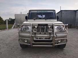 Mahindra Bolero DI BS III, 2009, Diesel