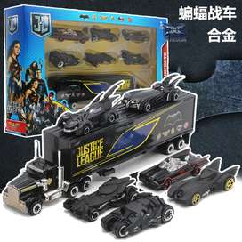Diecast Batman Set
