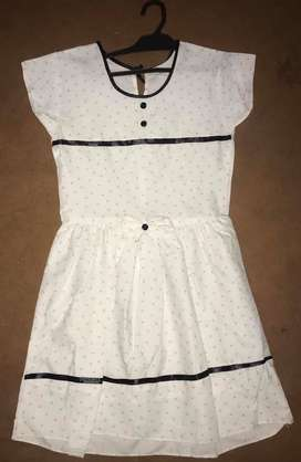 White frock