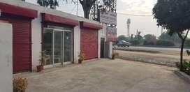 Shop & office