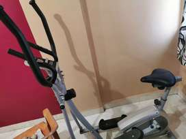 Elliptical Cross Trainer cycle.