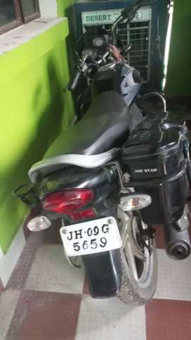 Well maintained bajaj platina is for sale