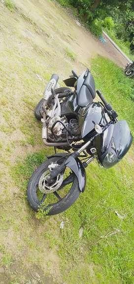 Full candishan bike new tiyar