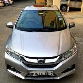 Honda City VX CVT (Automatic) Petrol