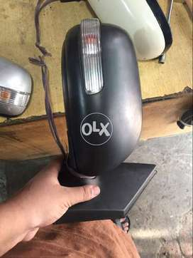 Vitz side mirror left side2007