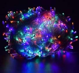 Lampu natal led dekorasi lampu tumblr 10 meter