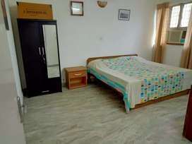 2bhk with one attached bathroom for rent in B5/6 Vasant Kunj 4th floor