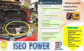 Jadikan Mobil Semakin IRIT BBM dan Bikin Bertenaga pakai ISEO POWER