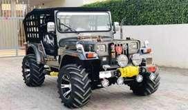 open landi jeep