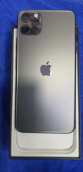 IPHONE 11 PRO MAX (64GB) GREY