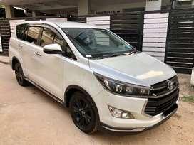 Toyota Innova Crysta Touring Sport 2.4 MT, 2019, Diesel