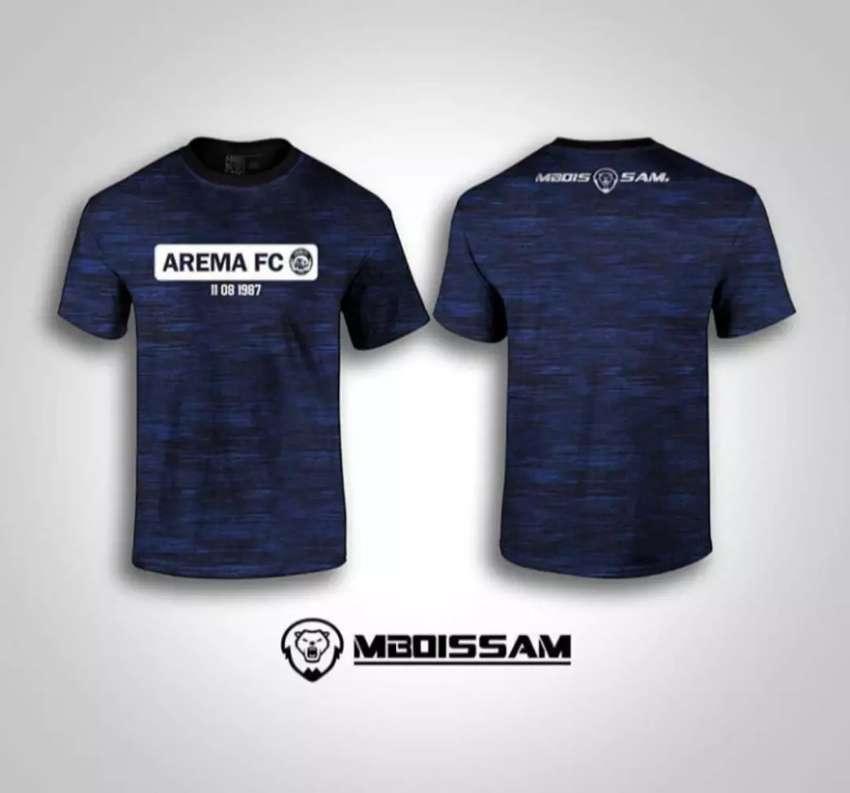 Kaos Arema FC Supporter Style 0