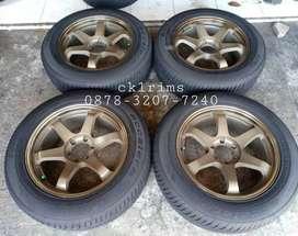 Te37 Bronze R20 6x139 Ban 275/55 Pajero,Vrz,Ranger,Triton,Hilux