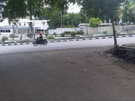 Jual tanah di depan kantor BI Lama (Kantor OJK Terbaru), Kota Kupang