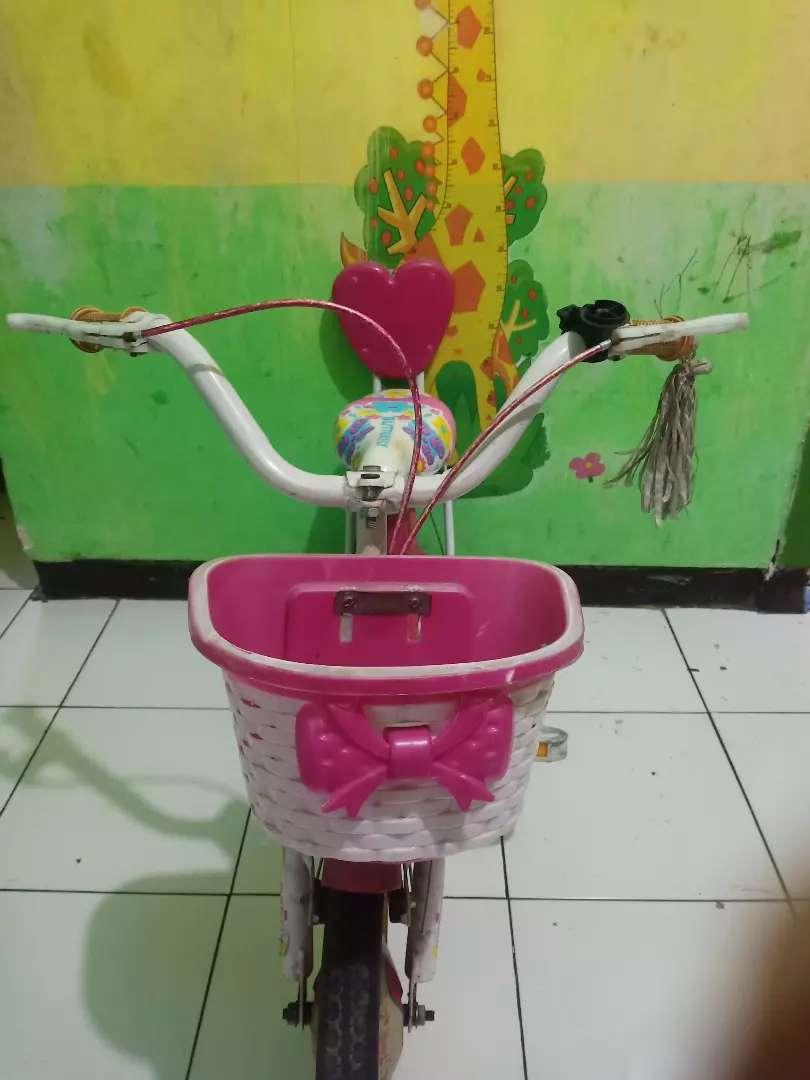 Sepeda anak cewek 0