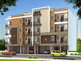 3 bhk park facing flats and villas jda approved