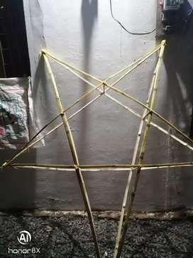 Bamboo star
