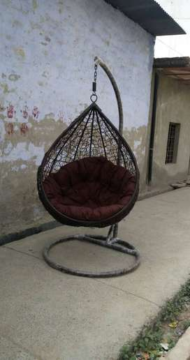 swing chairs @ 6500 plus gst