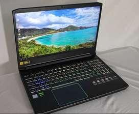 Acer predator gtx 1660ti, i7-9750h, 256SSD, 1tb, 16gbRAM gaming laptop