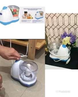 Baby Safe Food Processor Blender LB609 Mpasi