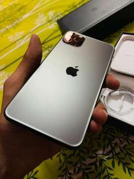 iPhone 11 pro max, 64gb
