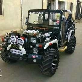 Singla motor modified jeeps