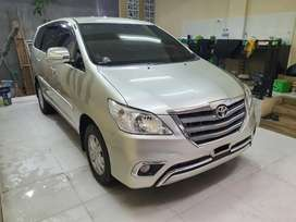 Grand Innova G 2.4 Diesel Manual Th 2014, Asli AE tgn 1,sangat terawat