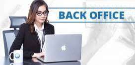 HIRING FOR BACK OFFICE EXECUTIVE