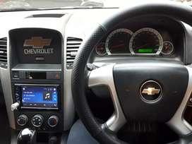 Chevrolet Captiva 2.4 bensin SUPER TERAWAT, KM rendah & No Pol cantik.