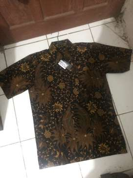 Kemeja Batik Katun
