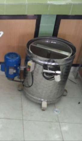 Mesin Peniris/ Pengatus Minyak dan air