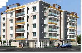 Flats for sale in fully developed Premuim Location area Kurmannapalem