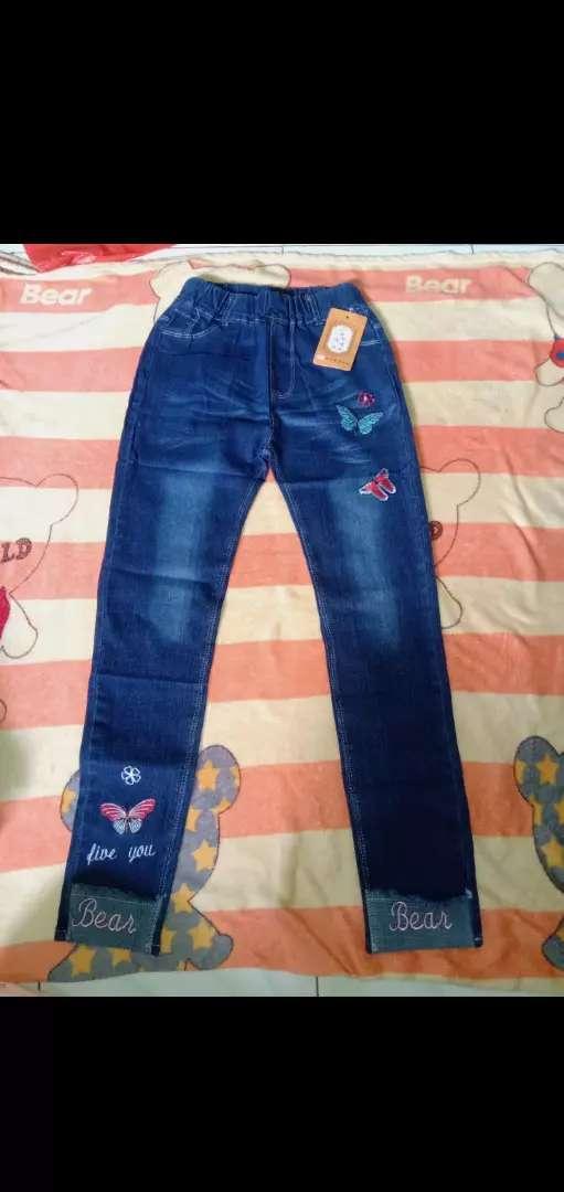 Celana jeans anak 9th 0