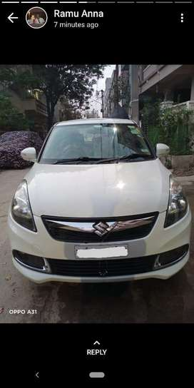 Maruti Suzuki Swift Dzire VDI Optional, 2016, Diesel