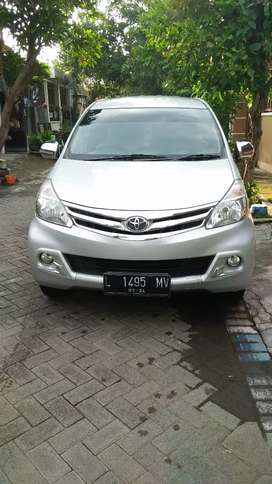 Avanza, Bagus, Siap Pakai,  Tipe G, 1.3, 2014, Silver