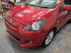 Paket Salon Mobil dan Nano Ceramic Coating 2 Layer Mitsubishi Mirage