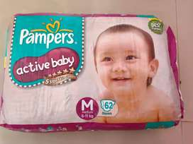 Pampers Active Diapers