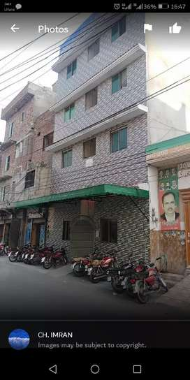 Dove Inn Boys Hostel Rs. 4000/month with Bed