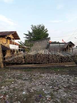 Jual bambu steger,bambu bekisting,crucuk & bambu untuk proyek lainnya
