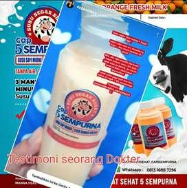 Healthy Drink. Minuman Antibodi. Susu Segar Susu Murni 250 ML.
