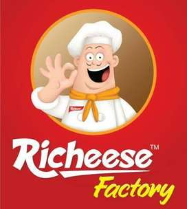 Lowongan Kerja di Richeese Factory terbaru