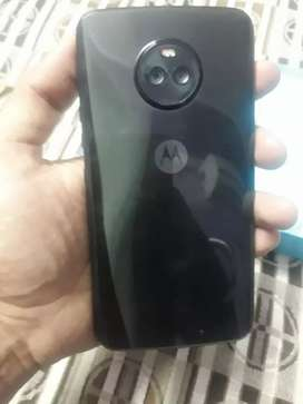 Moto X4 6Gb 64Gb Brand New 5 months old Old
