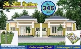 Rumah Harga terjangkau di Selatan Kampus UMY