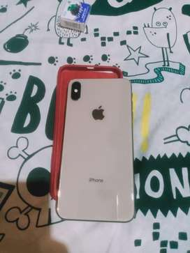 Di jual iphone xs max 256 gb
