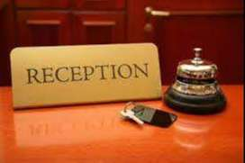 #Opening For Front Desk/Office Receptionist In Mumbai #  Apply Now