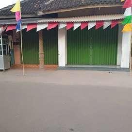 Dijual rumah dan ruko luas tanah 400m² way laga sukabumi