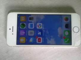 I phone 5 2yaer old only touch  crack hai but good working phone